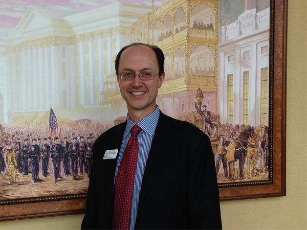 Interview with John Silbernagel, Director of Graduate Education