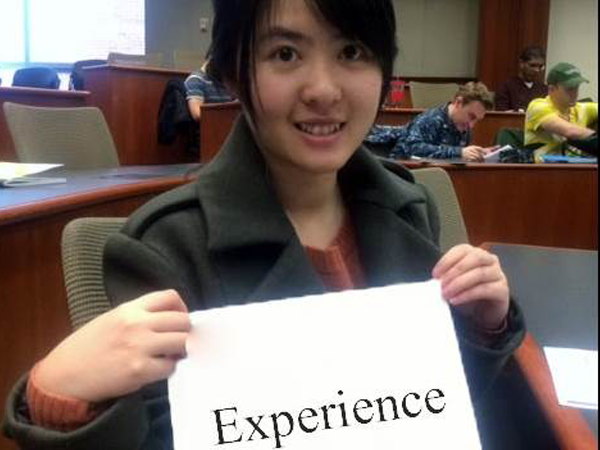 83. Freeman Means Experience: Ying Cheng (MACCT '14)