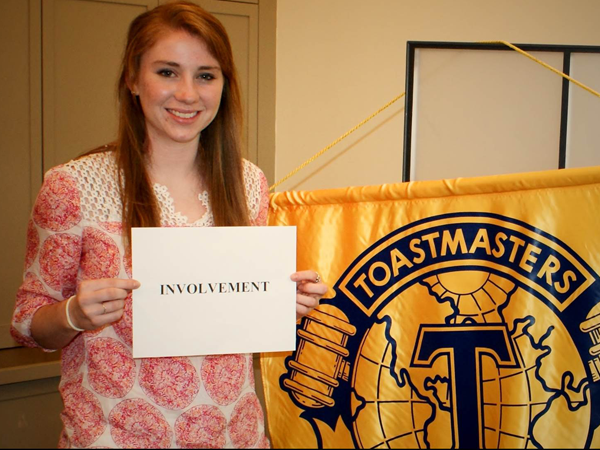43. Freeman Means Involvement: Annelise Broussard (MACCT '14)
