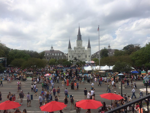 French Quarter Festival 2014