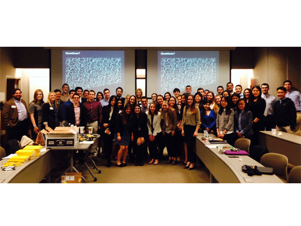 Ernst and Young Visits Beta Alpha Psi